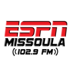 102.9 ESPN Missoula 102.9 FM United States of America, Missoula