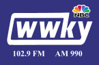 WWKY 102.9 FM USA, Winchester