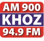 Harrisons' very own 94.9FM & KHOZ AM900 94.9 FM USA, Harrison