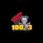 WKIT-FM 100.3 FM USA, Bangor