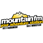 Mountain FM 102.1 FM Canada, Whistler Village