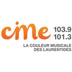 CIME-FM 101.3 FM Canada, Mont-Tremblant