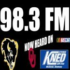 KNED 1150 AM 98.3 FM USA, McAlester