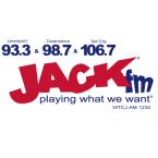 WTCJ 93.3 Jack-FM 1230 AM United States of America, Tell City