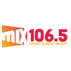 Mix 106 106.5 FM United States of America, San Jose
