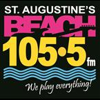 Beach 105.5 106.3 FM USA, St. Augustine