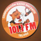 ENCANTO FM 101.1 FM Ecuador, Puyo