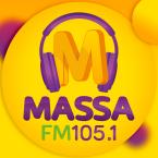 Rádio Massa FM (Canoinhas) 105.1 FM Brazil