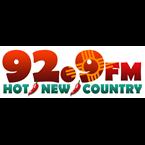 Hot New Country 92.9 KTZA 92.9 FM United States of America, Artesia