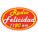 Radio Felicidad 1180 AM Ciudad de México 1180 AM Mexico