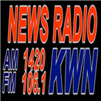 WKWN 101.3 FM USA, Trenton