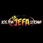 La Jefa 105.7 FM USA, Davenport