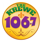 106.7 The Krewe 106.7 FM USA, New Orleans