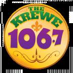 106.7 The Krewe 106.7 FM USA