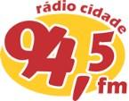 Rádio Cidade FM 94.5 FM Brazil