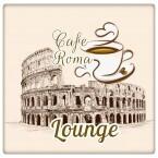 Cafe Roma Lounge Italy, Rome