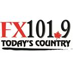 FX 101.9 101.9 FM Canada, Halifax