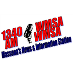 1340 WMSA 1340 AM USA, Massena