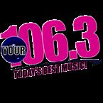 FM HITS 1063 106.3 FM USA, Lexington-Fayette