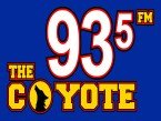 93.5 the Coyote 93.5 FM United States of America, Cooper
