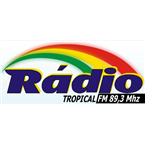 Rádio Tropical FM 89.3 FM Brazil