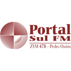 Rádio Portal Sul FM 87.9 FM Brazil