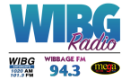 WIBG-FM 101.3 FM United States of America, Pleasantville