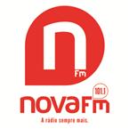 Rádio Nova FM 101.1 FM Brazil