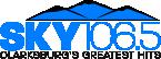 Sky 106.5 106.5 FM United States of America, Clarksburg