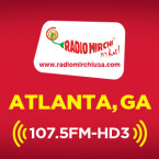 Radio Mirchi Atlanta 107.5 FM United States of America, Atlanta