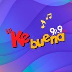 Ke Buena 92.9 FM Mexico, Mexico City