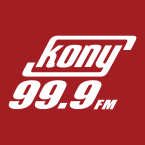 99.9 KONY Country 99.9 FM United States of America, George