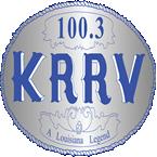 KRRV 100.3 FM United States of America, Alexandria