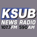 KSUB News Radio 590 590 AM USA, George