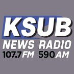 KSUB News Radio 590 590 AM United States of America, George