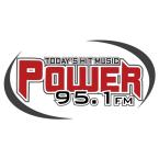 Power 95.1 95.1 FM USA, Williston