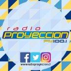 Radio Proyeccion 100.1 FM Chile, Lebu