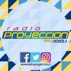 Radio Proyección FM 100.1 FM Chile, Lebu