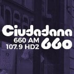 Ciudadana 660 AM / 107.9 FM HD2 Ciudad de México 660 AM Mexico, Mexico City
