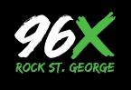 96X 96.3 FM United States of America, Saint George