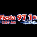 FIESTA 97.1 FM 1250 AM United States of America, Sioux City