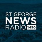 St. George News Radio KZNU 1450 AM United States of America, George