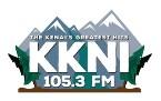 KKNI 105.3 FM USA, Sterling