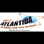 Rádio Atlântida FM 101.7 FM Brazil, Rio de Janeiro
