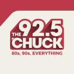 THE CHUCK AT 92.5 92.5 FM Canada, Edmonton