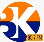 La BK la estacion de los exitos 95.7 FM Mexico, Nuevo Laredo