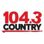 Country 104.3 CJQM 104.3 FM Canada, Sault Ste. Marie