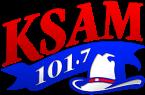 KSAM-FM 101.7 FM USA, Huntsville