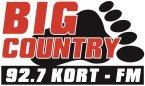 Big Country 92.7 KORT 92.1 FM USA, Kamiah