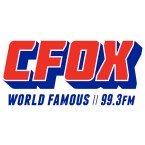 CFOX 92.3 FM Canada, Whistler